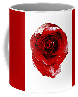 Artpaintedredrose Coffee Mug