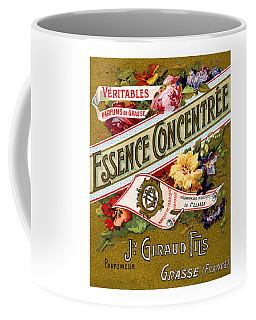 1915 Essence Concentree French Perfume Coffee Mug