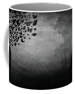 The Butterfly Transformation Coffee Mug