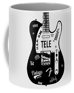 Fender Telecaster 64 Coffee Mug