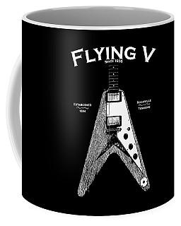 Gibson Flying V Coffee Mug