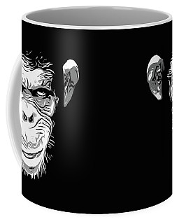 Evil Monkey Coffee Mug