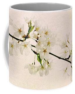 Pear Blossom Coffee Mug by Jessica Jenney
