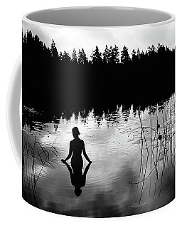 Reflecting Beauty Bow Coffee Mug