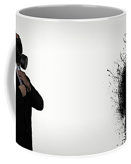 Dissolution Of Man Coffee Mug