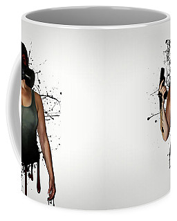 Woman Coffee Mugs