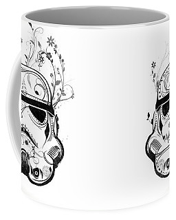 Flower Trooper Coffee Mug