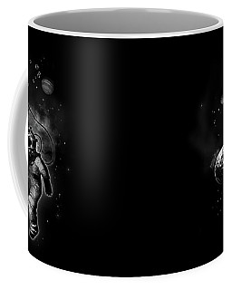 Deep Sea Space Diver Coffee Mug