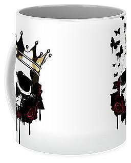 El Rey De La Muerte Coffee Mug by Nicklas Gustafsson