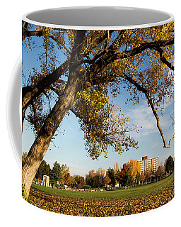 Soccer Tree Coffee Mug