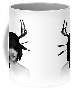 Antlers Coffee Mugs
