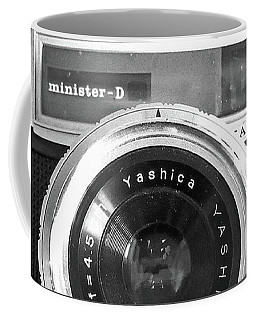 Camera Coffee Mug