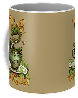 Tea Dragon Coffee Mug