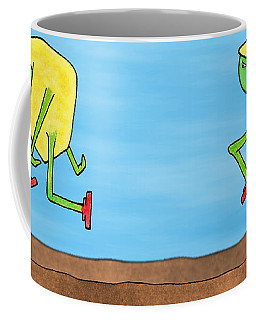 Skip Coffee Mug by Uncle J's Monsters