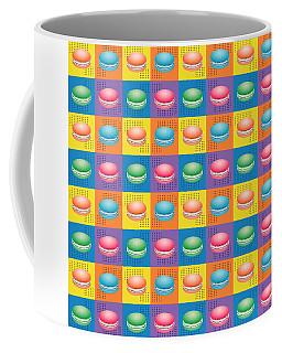 Cookie Squares Pop Art Coffee Mug