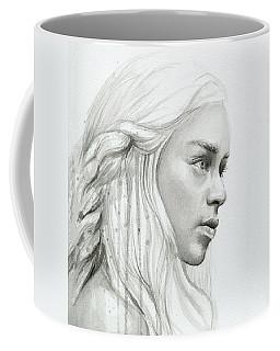 Daenerys Mother Of Dragons Coffee Mug