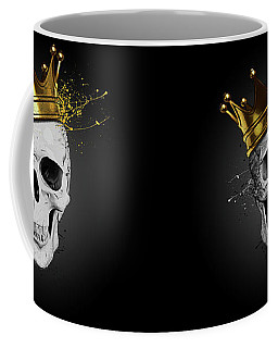 Royal Skull Coffee Mug