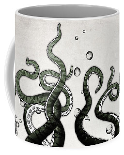 Octopus Tentacles Coffee Mug