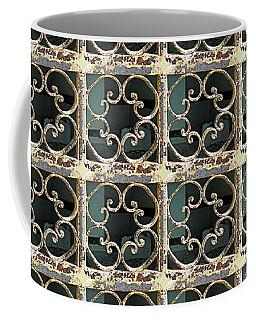 Gate Detail Coffee Mug