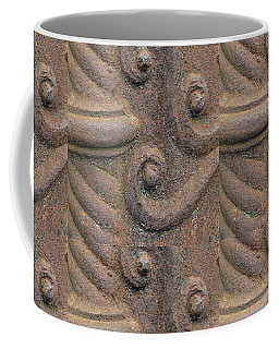 Rusty Pillar Coffee Mug