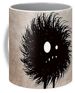 Gothic Wondering Evil Bug Character Coffee Mug