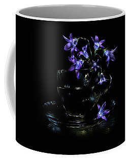 Coffee Mug featuring the photograph Bluebells by Alexey Kljatov
