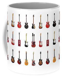 Guitar Icons No1 Coffee Mug