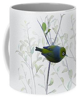 Silvereye Coffee Mug
