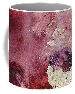 Garnet Color Splash Coffee Mug