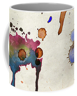 Multicolor Splash Coffee Mug