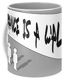Ignorance Is A Wall Coffee Mug