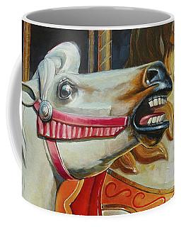 Silver Moon And Ginger Coffee Mug