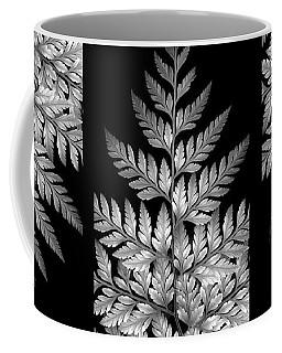 Coffee Mug featuring the photograph Filigree Fern II by Jessica Jenney