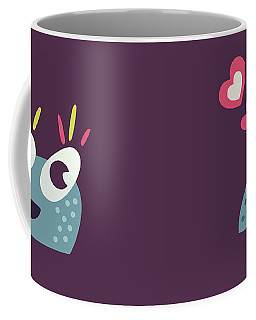 Kawaii Cute Cartoon Candy Character Coffee Mug