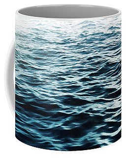 Coffee Mug featuring the photograph Blue Sea by Nicklas Gustafsson