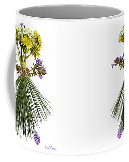 Flower Head Coffee Mug