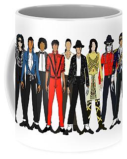Music Pop King Of Pop Coffee Mugs