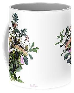 Summer Perrenials Coffee Mug
