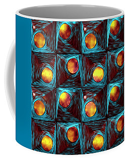 4 X 4 Pop Tops 3 Coffee Mug