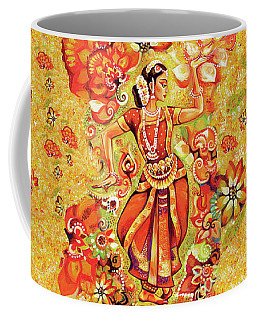 Ganges Flower Coffee Mug