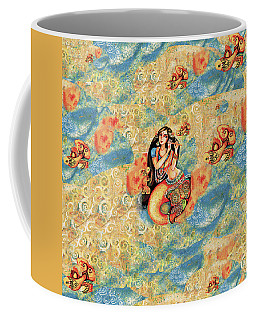 Aanandinii And The Fishes Coffee Mug
