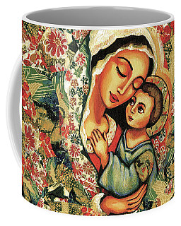 The Blessed Mother Coffee Mug