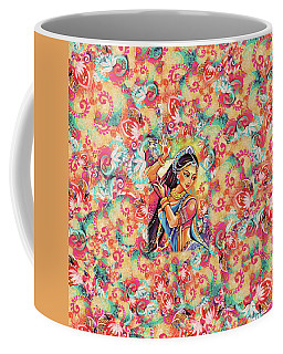 Dancing Of The Phoenix Coffee Mug