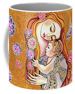 Little Angel Sleeping Coffee Mug