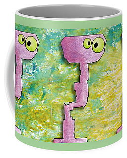 Kp's Lamp Monster Coffee Mug