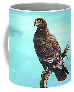 Steppe-eagle Coffee Mug