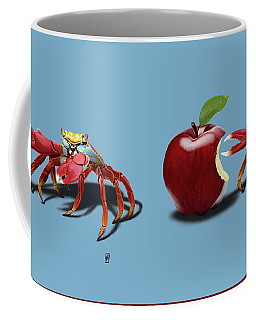 Core Colour Coffee Mug by Rob Snow