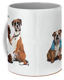 Raging Coffee Mug