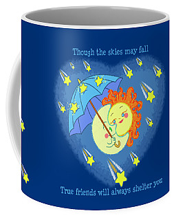Meteor Shower 2 Coffee Mug