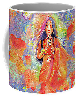 Seashell Wish Coffee Mug
